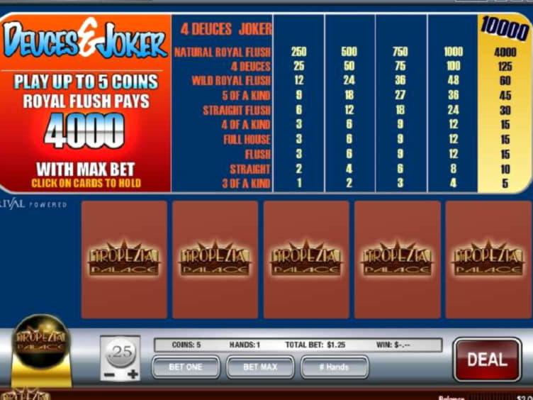 £4685 No deposit casino bonus at Ruby Fortune Casino