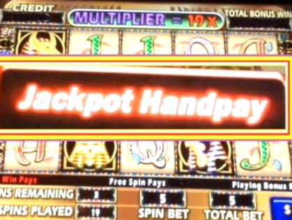 66 free casino spins at Maldives Casino