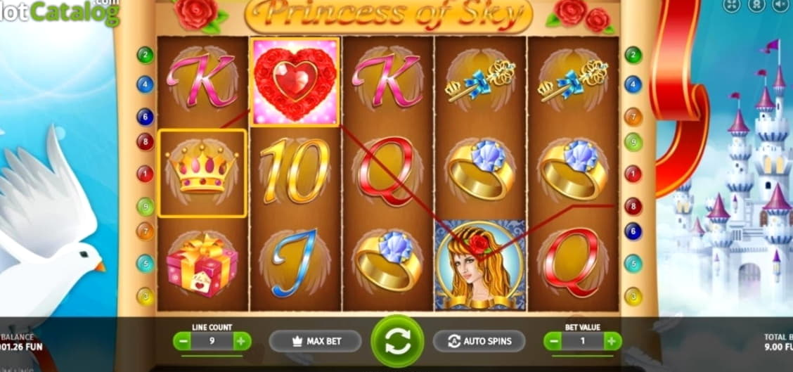 EURO 55 No Deposit Casino Bonus at Ruby Fortune Casino