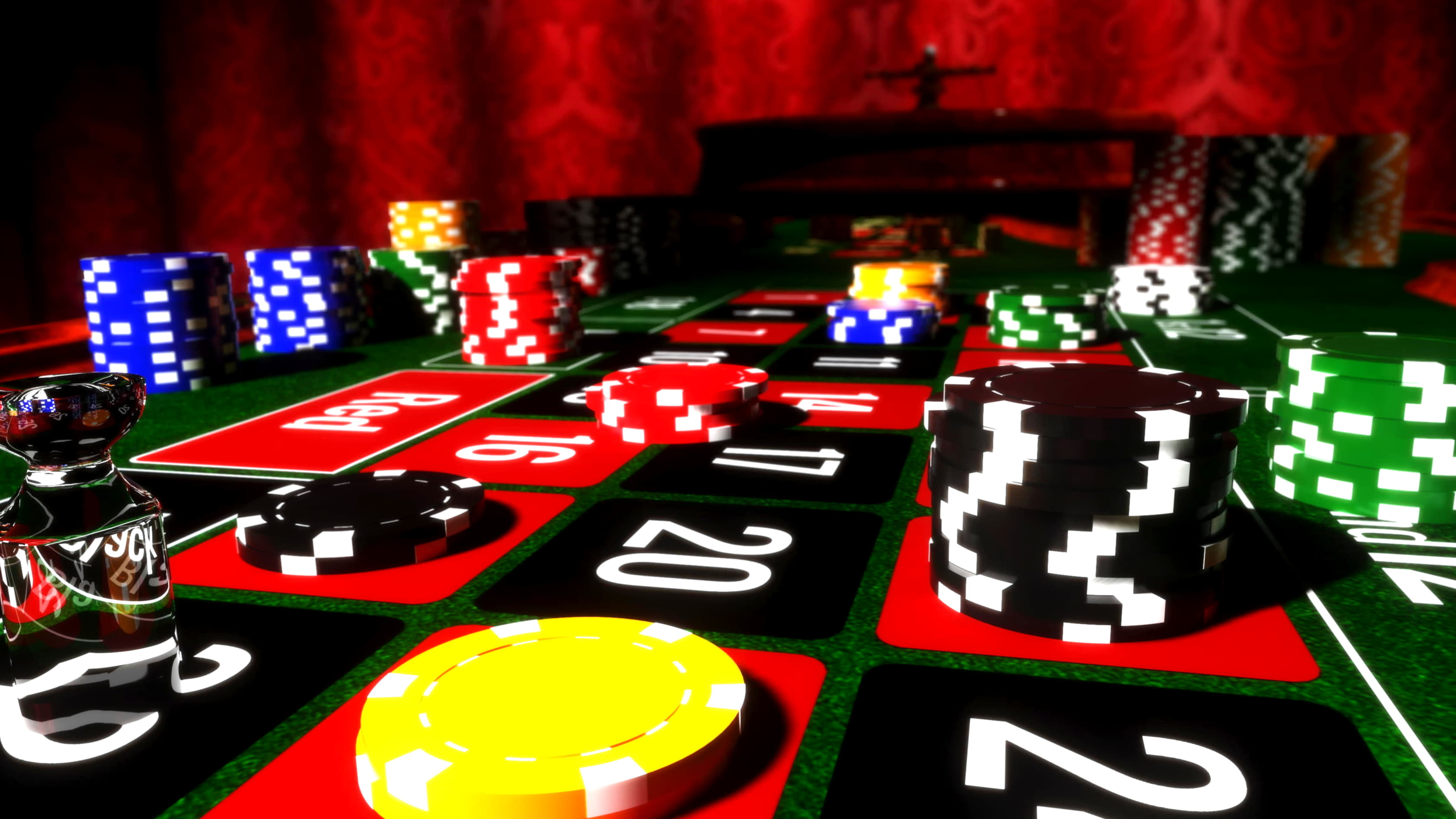 $710 Mobile freeroll slot tournament at Gluck24 Casino