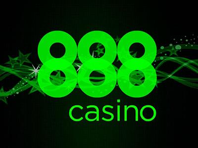Scáileán Casino 888