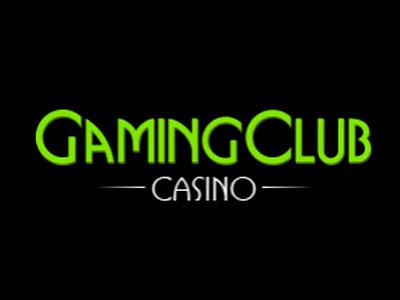 Φυλλάδιο οθόνης του καζίνο του Gaming Club
