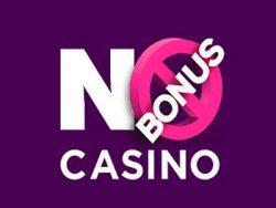 €525 Free chip at No Bonus Casino