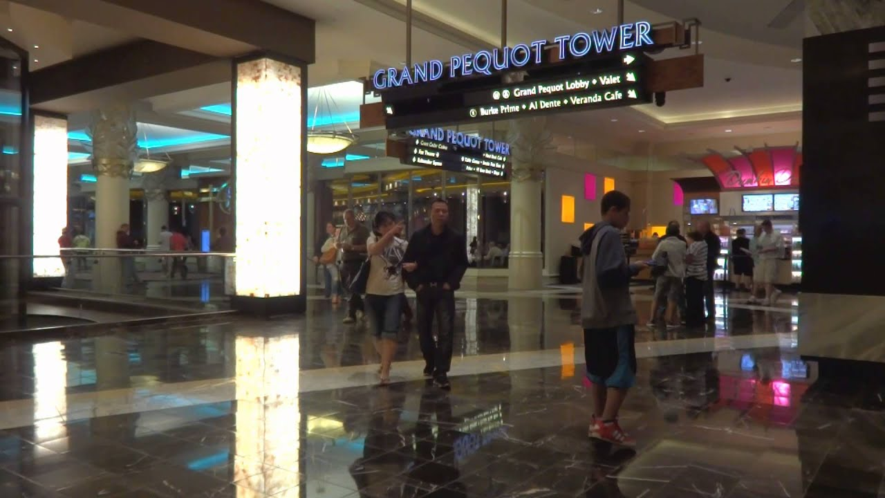 Walk in Reverse Day at Foxwoods Casino Resort by jonfromqueens