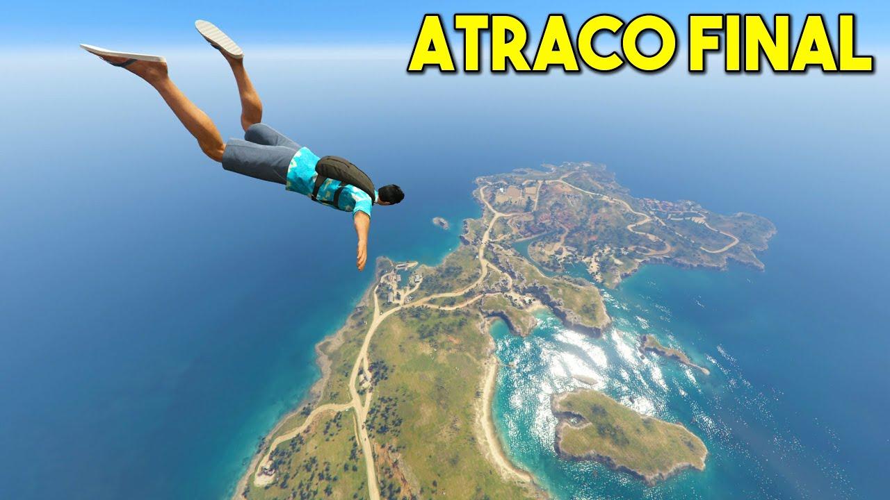 ATRACO FINAL A CAYO PERICO! INCREIBLE! - GTA V ONLINE