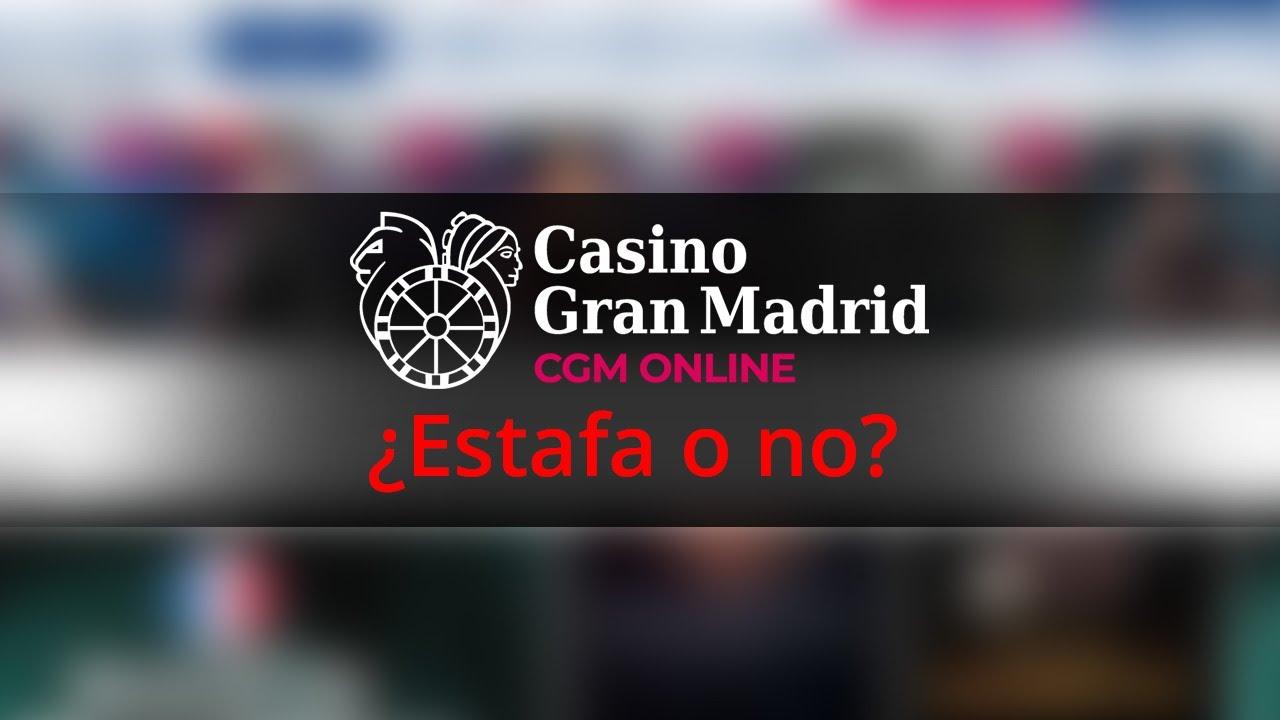 Casino Gran Madrid: ¿Un proveedor serio? Prueba honesta y experiencia [2021]